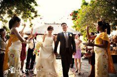 Wedding at Bale Kencana - Ayana Resort and Spa