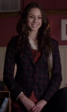 spencer hastings plaid - Google Search
