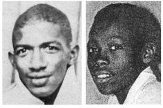 On May 1964 Charles Eddie Moore and Henry Hezekiah Dee were kidnapped and murdered by the KKK in Meadville, MS. Black History Facts, Us History, African American History, Black History Month, Ku Klux Klan, Civil Rights Movement, Thing 1, African Diaspora, Interesting History