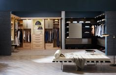 His and Hers Walk-in Closet | California Closets Twin Cities