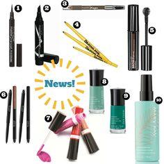 Lançamentos de beleza e maquiagem: Maybelline, Revlon, Mary Kay