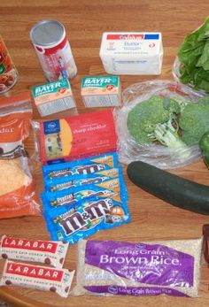 $40 Grocery Shopping Trip + a Complete Menu Plan!
