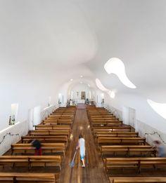 FCC Arquitectura, Fernando Guerra / FG+SG · Church of S. Jorge de Várzea · Divisare