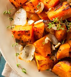 Created by: The @seventhgen Blog – A great alternative to French fries, these sweet potatoes will make a splash at your next barbeque or family meal.