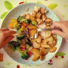 Benjamins-Products children's cutlery set  #toddler #toddlerfood #kleinkind #peuter #cutlery #dishesforkids