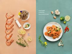 china food on Behance More