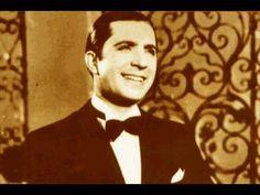 Carlos Gardel - Volver - Tango, Argentina...this song was sung by Penelope Cruz in Almodovar's movie.