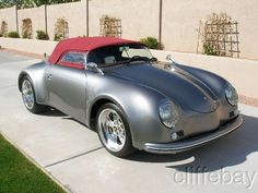 1957 Porsche 356 Speedster Wide Body Replica