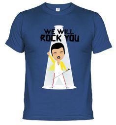 794e729971bbb Camiseta Freddie Mercury - nº 631247 - creotumundo