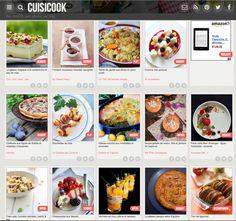 Plus de 50 nouvelles recettes toutes plus alléchantes les unes que les autres! http://www.cuisicook.com/