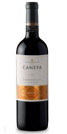 Canepa Reserva Privada Carménère 2013
