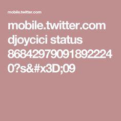 mobile.twitter.com djoycici status 868429790918922240?s=09