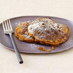 Weight Watchers Pumpkin Spice Pancakes: 5 Points+