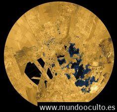 Titán presenta abundantes recursos energéticos para una base humana