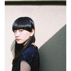中目黒 いつくし 前髪デザイン   #フィルム写真 #フィルム普及委員会 #前髪カット #前髪 #ワイドバング #マッシュ #マッシュバング #om2