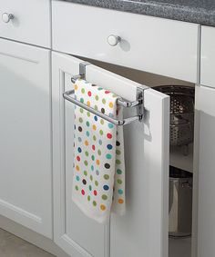 Look At This InterDesign Chrome Axis Double Towel Bar On Zulily Today Kitchen