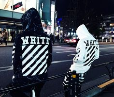 Off White is a high end street wear brand created by Virgil Abroh.  I currently do not own any pieces but I do like a lot of their pieces. I am very big into street wear fashion.
