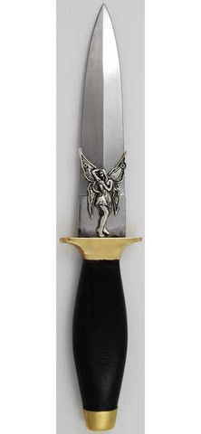 #pagan #wicca #witchcraft #celtic #druid #tarot Deva Fairy Qeen Athame $34.95