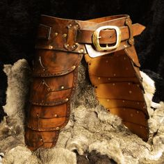 Corsair Jupe de Combat en Cuir Kit | GN | LARP FASHION                                                                                                                                                                                 Plus