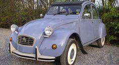 Citroën 2CV - Onderhoud & restauratie