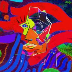 """Saatchi Art Artist dOminic brown; New Media, """"A new face in town - Limited Edition 1 of 3"""" #art"""