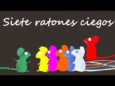 Siete ratones ciegos - Ed Young - Cuentos infantiles Teaching Spanish, Teaching Kids, Shapes In Spanish, Online Books For Kids, Kid Movies, Children's Literature, Bedtime Stories, Book Club Books, Early Childhood