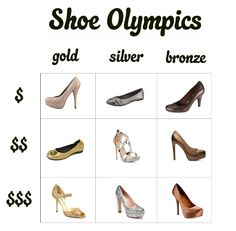 Shoe Olympics
