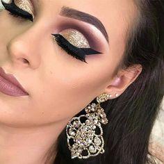 "1,162 curtidas, 7 comentários - Make Up Artists Brasil  (@makeupartistsbrasil) no Instagram: ""@ilisandrimakeup  _____________________________________  #makeup #anastasiabeverlyhills #maquiagemx…"""