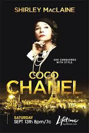 Coco Chanel - (I think it's strange that Shirley is on the cover when Barbora Bobulova did the part of Coco throughout most of the film) Coco Chanel, Movies Showing, Movies And Tv Shows, Gabrielle Bonheur Chanel, Anny Duperey, Golden Globe Nominations, Shirley Maclaine, Inspirational Movies, Lifetime Movies
