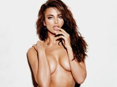 Irina Shayk On The Cover Of Esquire
