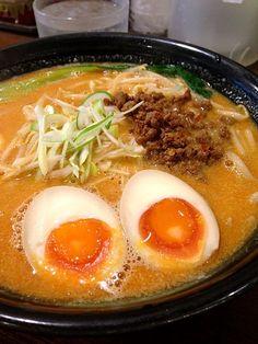 レシピとお料理がひらめくSnapDish - 9件のもぐもぐ - 味噌担々麺 by maysugar