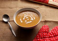 Hearty Sweet Potato-Carrot Soup