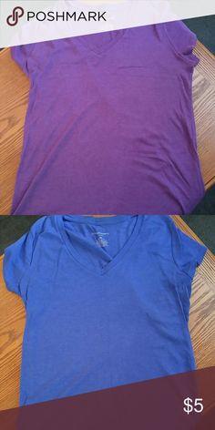 Basic Tees Liz Lange Maternity Basic Tees sized xxl also fits normal xxl $5 each or 2 for $8 Liz Lange Tops Tees - Short Sleeve