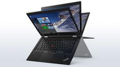 Lenovo ThinkPad X1 Yoga - Core i5-6200U, 256GB SSD, 14in Full HD Touch Display, 8GB RAM, Windows 10 Pro