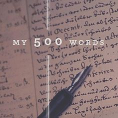My 500 Words is a daily writing challenge help you build a regular writing habit.