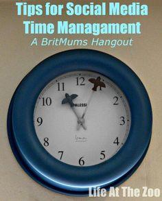 Social Media Time Management repinned by http://ElectorImageLLC.com