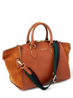 Ralph Lauren Luxe Calf Traveller Bag - Ralph Lauren Shop All - Ralph Lauren  France b932a3f91bf4d