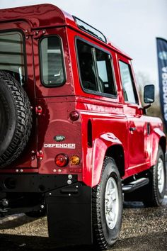""" Land Rover Defender 90. """