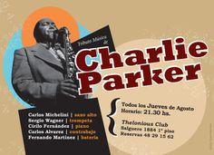 Tributo Charlie Parker