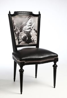CARBON BUTTERFLY chair. Sofía Willemoes.