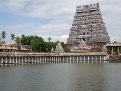 Kapaleeswarar Temple Amazing View