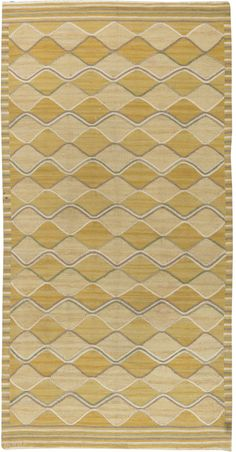 Vintage Rugs: Vintage Swedish Flat weave for modern interior decor scandinavian scandi lliving room
