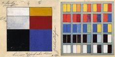 De Kleuren van De Stijl, 100 jaar De Stijl ◆ Rechthoekig