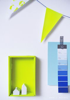 Interior Styling, Neon, Pastel