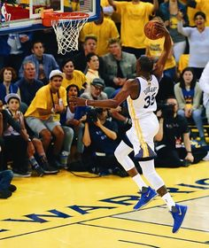 Golden State Warriors routed Cleveland Cavaliers 113-91 in Game One of the NBA Finals on Thursday, June 1, 2017 at Oracle Arena in Oakland, Calif. Paced by Kevin Durant and Stephen Curry the duo combined for 66 of Golden State's 113 points (58.4%).