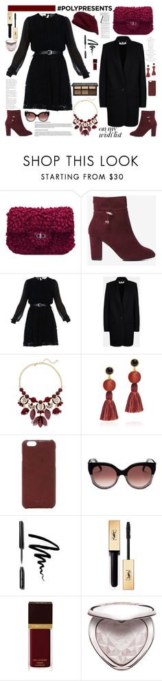 """""""#PolyPresents: Wish List"""" by waikiki24 ❤ liked on Polyvore featuring MICHAEL Michael Kors, STELLA McCARTNEY, Whiteley, INC International Concepts, Lizzie Fortunato, Shinola, Marc Jacobs, Bobbi Brown Cosmetics, Yves Saint Laurent and Tom Ford"""