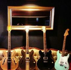 Tom Delonge Guitars