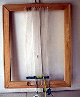 Cheap Twills: Make your own frame looms - http://cheaptwills.blogspot.ca/p/make-your-own-frame-looms.html