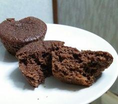 小麦ファイバーとおからのカップケーキ
