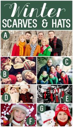 Family Photo Prop Ideas- use scarves and hats to add bright pops of color! Creative Christmas Cards, Family Christmas Cards, Funny Christmas Cards, Christmas Humor, Family Photo Props, Christmas Photo Props, Christmas Portraits, Family Photos, Christmas Pictures